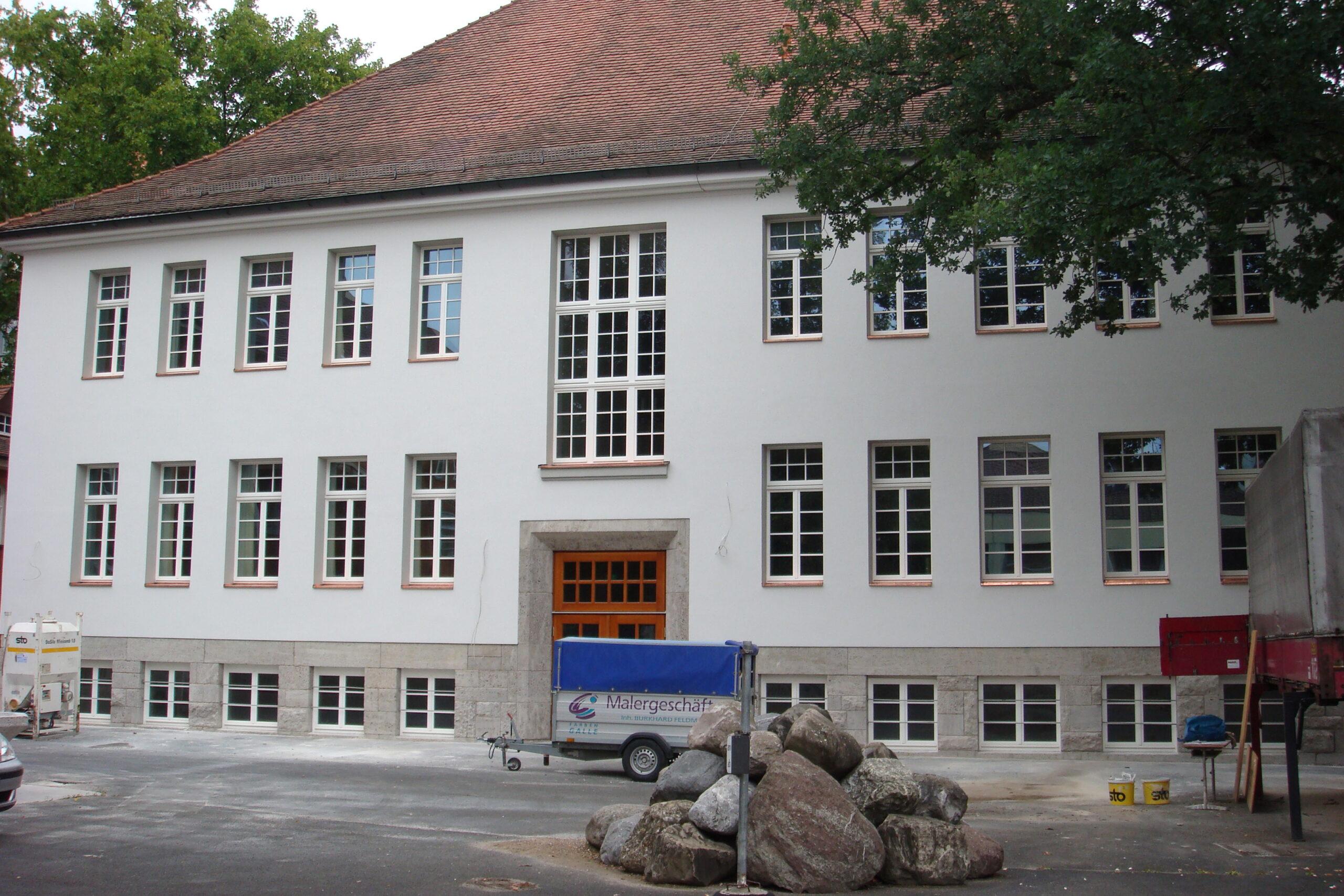 Referenz_02_Mittelschule Schweinfurt 09-07